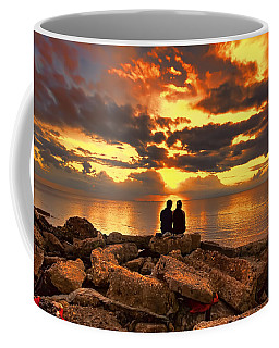 Love On The Rocks Coffee Mug