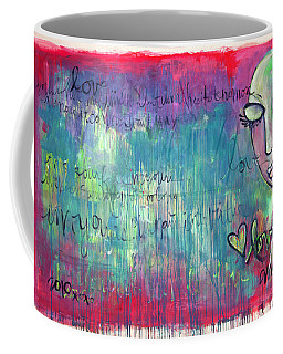Love Painting Coffee Mug