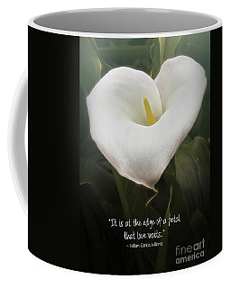 Coffee Mug featuring the photograph Love by Peggy Hughes