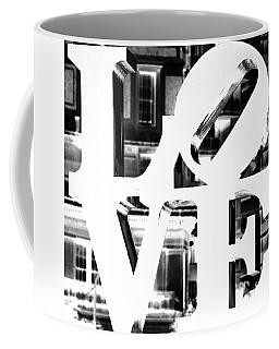 Love Philadelphia White  Coffee Mug
