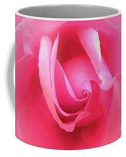 Love Pink Coffee Mug