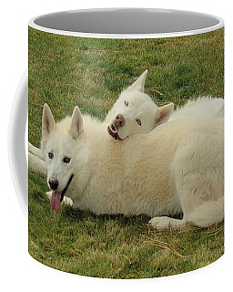 Coffee Mug featuring the photograph Love by Sean Sarsfield