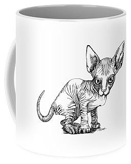Love Sphynx Coffee Mug