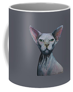 Love Sphynx Cat Coffee Mug
