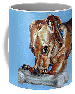 Love Them Bones Coffee Mug