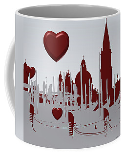 Love Venice Coffee Mug