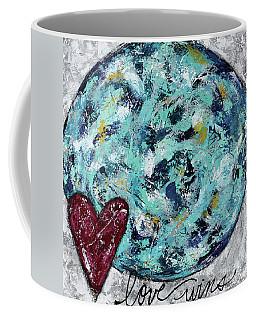Love Wins Coffee Mug