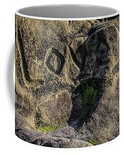 Love Written In Stone Coffee Mug