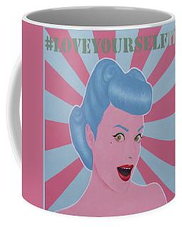 Love Your Selfie Coffee Mug