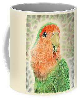 Lovebird Pilaf Coffee Mug