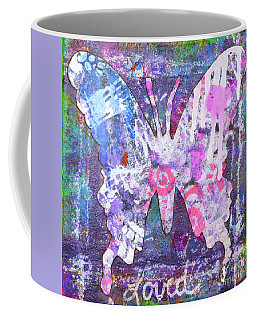 Loved Butterfly Coffee Mug