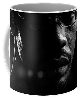 Coffee Mug featuring the photograph Loved. by Eric Christopher Jackson