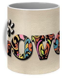 Loved Flowers Coffee Mug