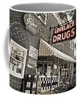Lovelace Drugs Coffee Mug