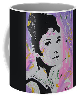 Lovely Audrey Coffee Mug