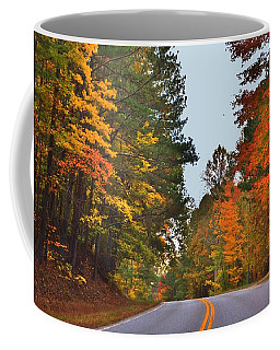 Lovely Autumn Trees Coffee Mug