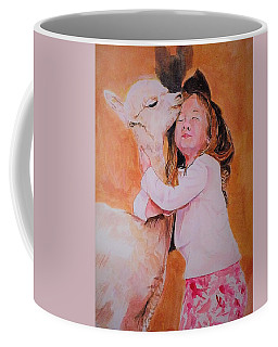 Sensitivity. Coffee Mug