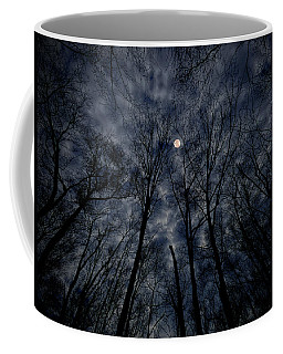 Coffee Mug featuring the photograph Lovely Dark And Deep by Robert Geary