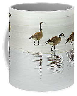 Lovely Day For A Stroll Coffee Mug
