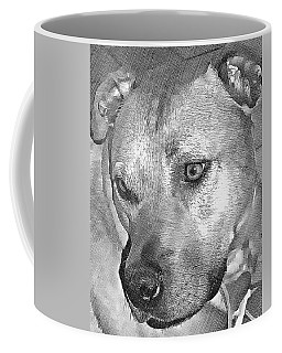 Lovely Dog Coffee Mug