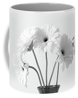Lovely Gerberas Coffee Mug by Anita Oakley