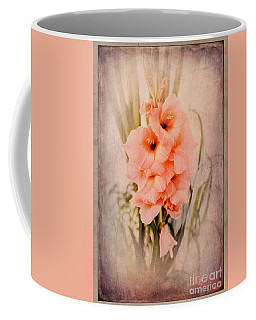 Lovely Gladiolus Coffee Mug