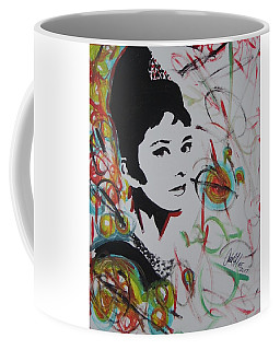 Lovely Hepburn Coffee Mug