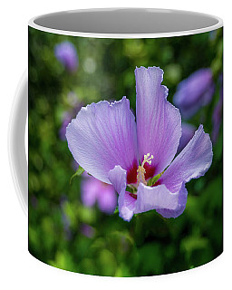 Lovely Hibiscus Coffee Mug