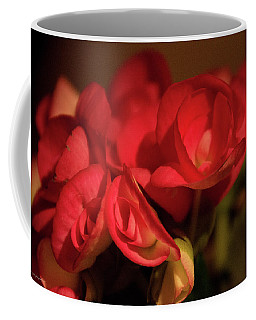 Lovely In Red Coffee Mug