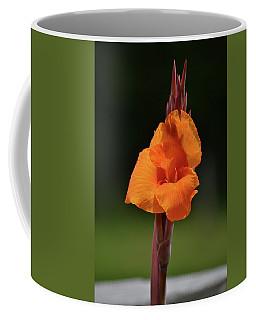 Lovely Iris Flower Coffee Mug