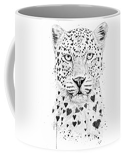 Lovely Leopard Coffee Mug