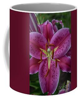 Lovely Lily Coffee Mug