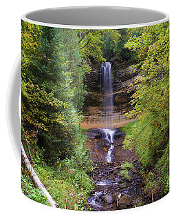 Lovely Munising Falls 2 Coffee Mug