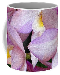 Lovely Orchid Family Coffee Mug