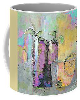 Lovely Summer Drinks Digital Art Coffee Mug by Lisa Kaiser