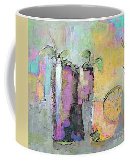 Lovely Summer Drinks Digital Art Coffee Mug