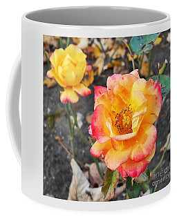 Lovely Yellow Rose Coffee Mug