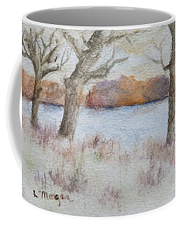 Lovers' Lake Coffee Mug