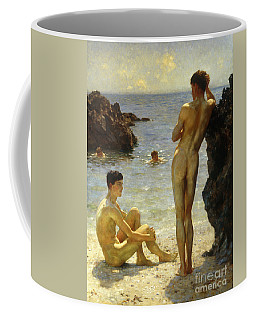 Lovers Of The Sun Coffee Mug