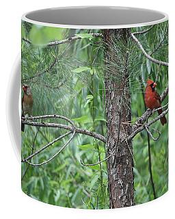 Lover's Quarrel Coffee Mug