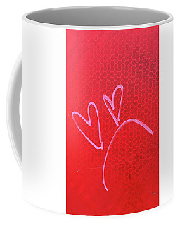 Coffee Mug featuring the photograph Love's Disappointments by Art Block Collections