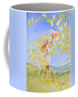 Love's Flight Coffee Mug