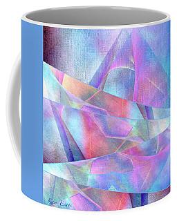 Love's Moments Coffee Mug by Karo Evans