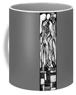 Loves Pedestal Coffee Mug