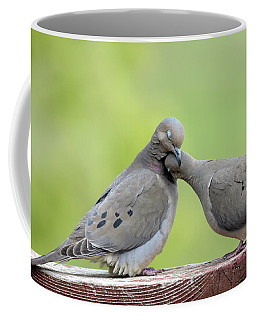 Lovey Doveys Coffee Mug