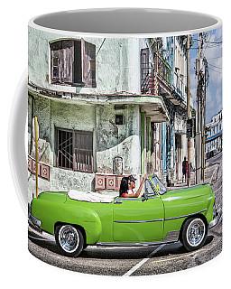 Lovin' Lime Green Chevy Coffee Mug