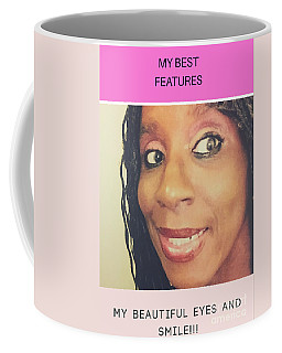 Loving My Beauty Coffee Mug