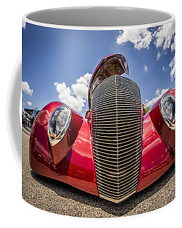Low And Cool Coffee Mug