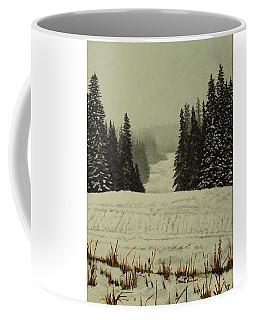 Low Ceiling Coffee Mug