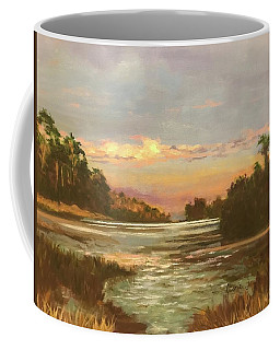 Low Country Sunset Coffee Mug